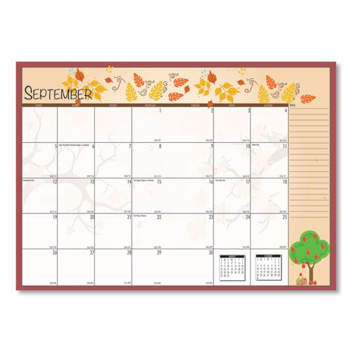 Seasonal Monthly Planner, 10 x 7, 2021. Picture 5
