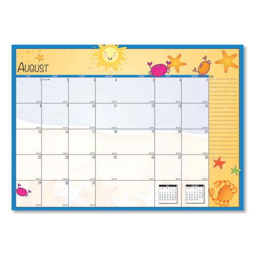 Seasonal Monthly Planner, 10 x 7, 2021. Picture 4
