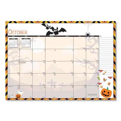 Seasonal Monthly Planner, 10 x 7, 2021. Picture 3