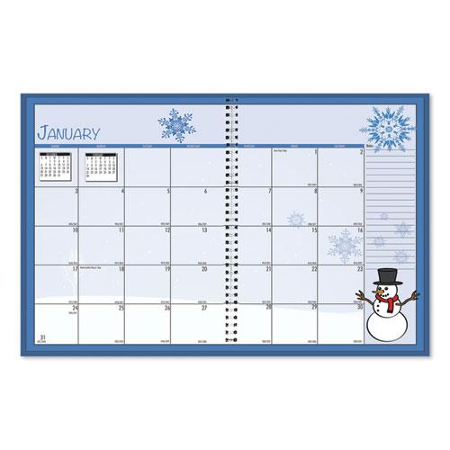 Seasonal Monthly Planner, 10 x 7, 2021. Picture 12