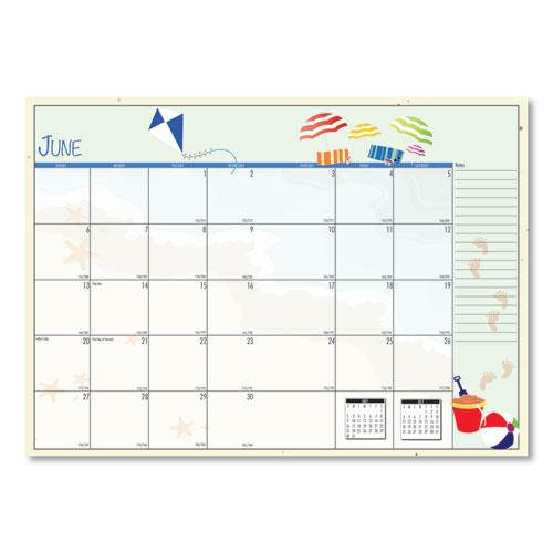 Seasonal Monthly Planner, 10 x 7, 2021. Picture 7