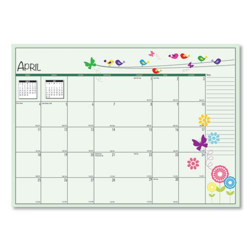 Seasonal Monthly Planner, 10 x 7, 2021. Picture 9