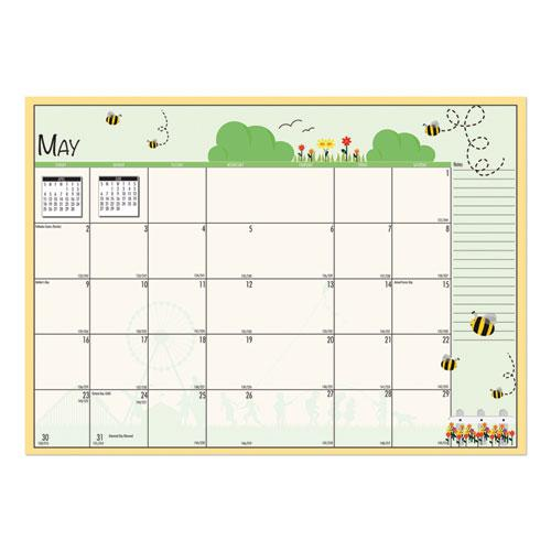 Seasonal Monthly Planner, 10 x 7, 2021. Picture 8