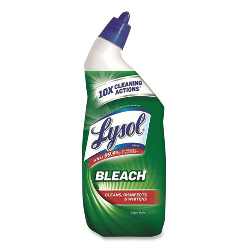 Disinfectant Toilet Bowl Cleaner with Bleach, 24 oz. Picture 1