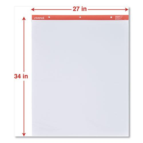 Easel Pads/Flip Charts, 27 x 34, White, 50 Sheets, 2/Carton. Picture 9