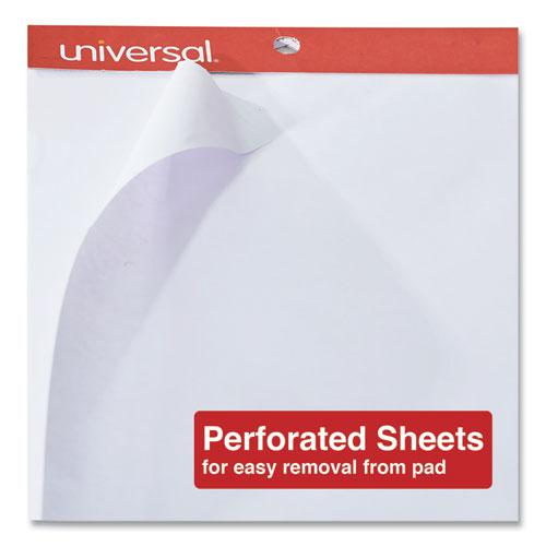 Easel Pads/Flip Charts, 27 x 34, White, 50 Sheets, 2/Carton. Picture 4