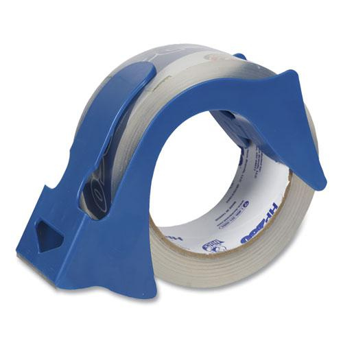 """HP260 Packaging Tape with Dispenser, 3"""" Core, 1.88"""" x 60 yds, Clear, 4/Pack. Picture 3"""