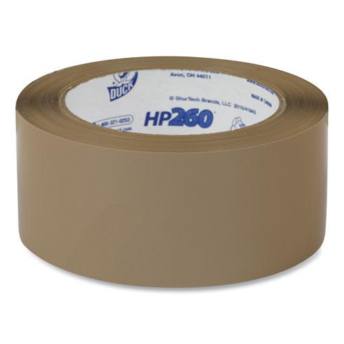 """HP260 Packaging Tape, 3"""" Core, 1.88"""" x 60 yds, Tan. Picture 3"""