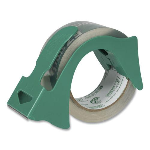 """EZ Start Premium Packaging Tape, 3"""" Core, (2) 1.88"""" x 60 yds, (1) 1.88"""" x 30 yds, Clear, 3/Pack. Picture 2"""