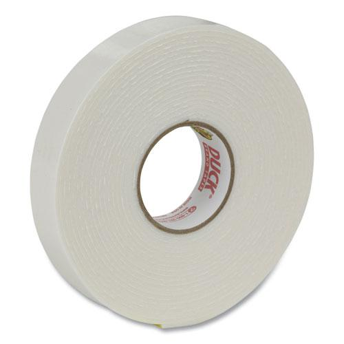 """Permanent Foam Mounting Tape, 3/4"""" x 15ft, White. Picture 2"""
