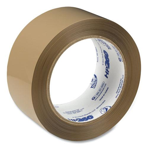 """HP260 Packaging Tape, 3"""" Core, 1.88"""" x 60 yds, Tan. Picture 1"""
