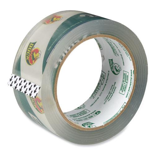 """EZ Start Premium Packaging Tape, 3"""" Core, 1.88"""" x 60 yds, Clear. Picture 2"""