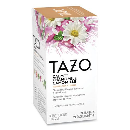 Tea Bags, Calm Chamomile, 24/Box. Picture 1