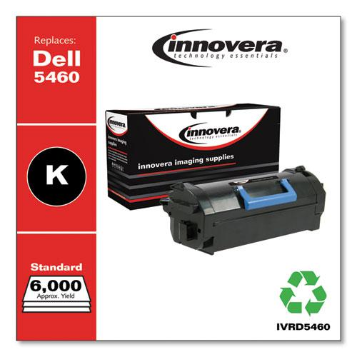 Remanufactured Black Toner, Replacement for Dell B5460 (3319797), 6,000 Page-Yield. Picture 2