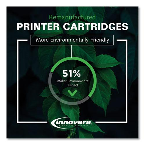 Remanufactured Black High-Yield Toner, Replacement for HP 53X (Q7553X), 7,000 Page-Yield. Picture 5