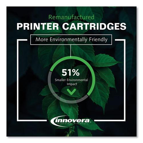 Remanufactured Cyan Toner, Replacement for HP 645A (C9731A), 12,000 Page-Yield. Picture 6
