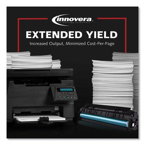 Remanufactured Black High-Yield MICR Toner, Replacement for Lexmark MS310M (50F0HA0), 5,000 Page-Yield. Picture 8