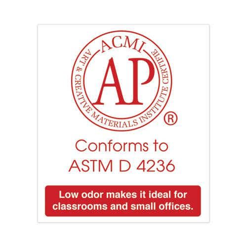 Dry Erase Marker, Broad Chisel Tip, Assorted Colors, 4/Set. Picture 5