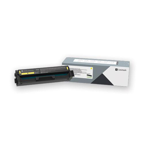 20N1XY0 Return Program Extra High-Yield Toner Cartridge, Yellow. Picture 1