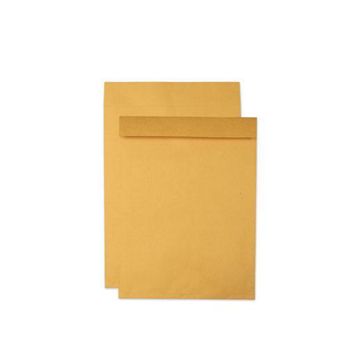 Jumbo Size Kraft Envelope, Fold Flap Closure, 17 x 22, Brown Kraft, 25/Pack. Picture 1
