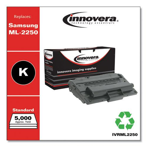 Remanufactured Black Toner, Replacement for Samsung ML-2250D5, 5,000 Page-Yield. Picture 2