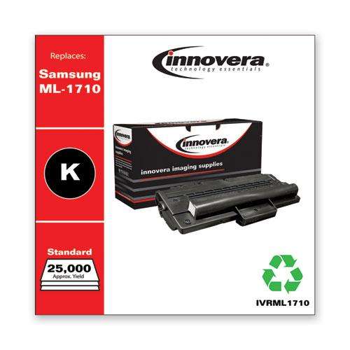 Remanufactured Black Toner, Replacement for Samsung ML-1710D3, 3,000 Page-Yield. Picture 1