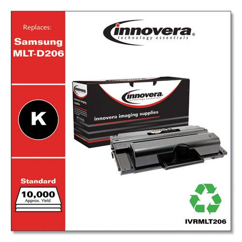 Remanufactured Black Toner, Replacement for Samsung MLT-D206L, 10,000 Page-Yield. Picture 2