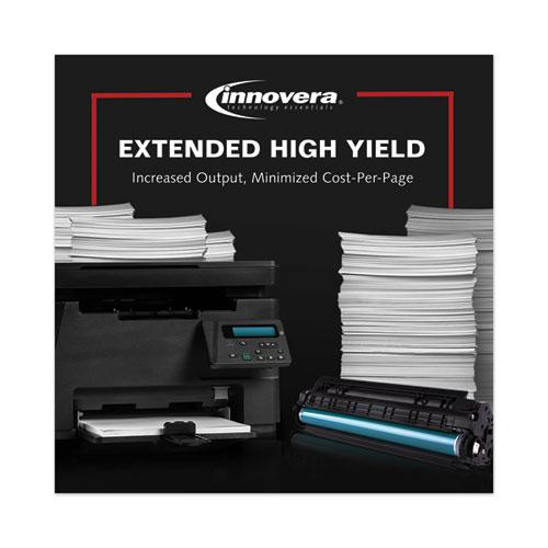 Remanufactured Black Extra High-Yield Toner, Replacement for HP 81X (CF281X(J)), 40,000 Page-Yield. Picture 4