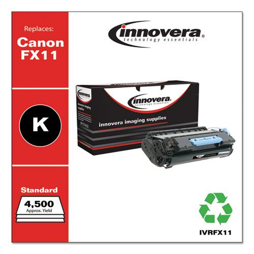 Remanufactured Black Toner, Replacement for Canon FX11 (1153B001AA), 4,500 Page-Yield. Picture 2