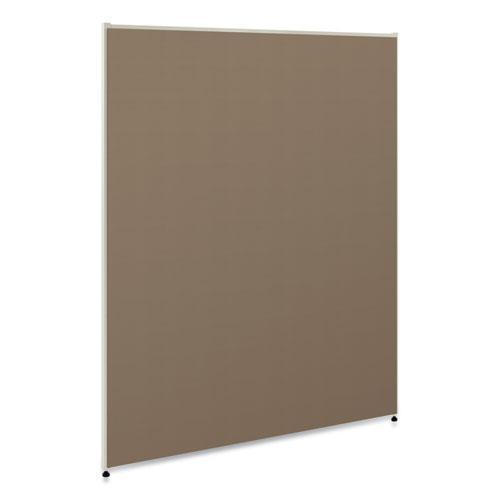 Versé Office Panel, 48w x 60h, Crater. Picture 1