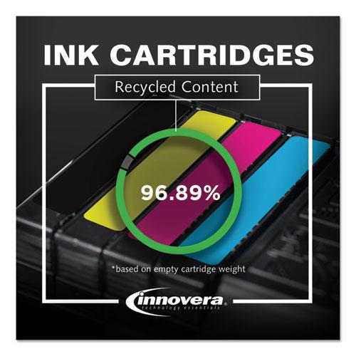 Remanufactured Black Ink, Replacement for Canon CLI8BK (0620B002), 412 Page-Yield. Picture 6