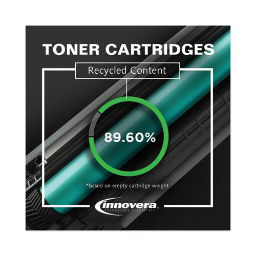Remanufactured Black MICR Toner, Replacement for HP 53AM (Q7553AM), 3,000 Page-Yield. Picture 7