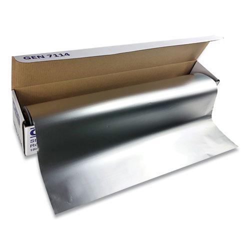 "Standard Aluminum Foil Roll, 18"" x 500 ft. Picture 2"