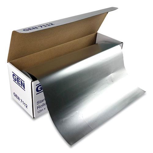 "Standard Aluminum Foil Roll, 12"" x 1,000 ft. Picture 2"