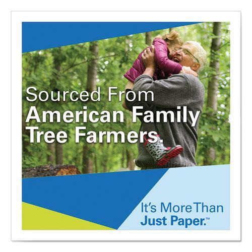 Premium Color Copy Print Paper, 100 Bright, 28lb, 12 x 18, Photo White, 500/Ream. Picture 4