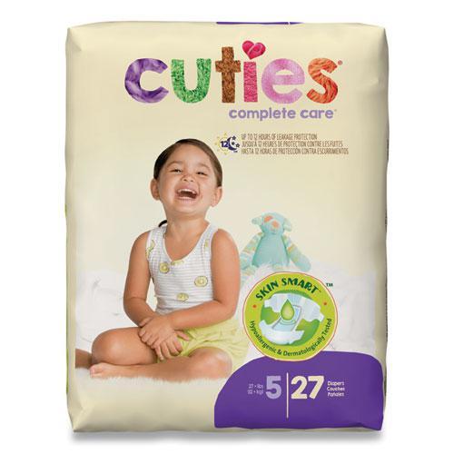 Premium Jumbo Diapers, Size 5, Over 27 lbs, 108/Carton. Picture 1