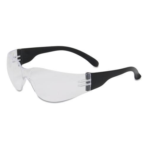 Zenon Z11SM Polycarbonate Safety Glasses, Anti-Scratch, Clear Lens. Picture 1