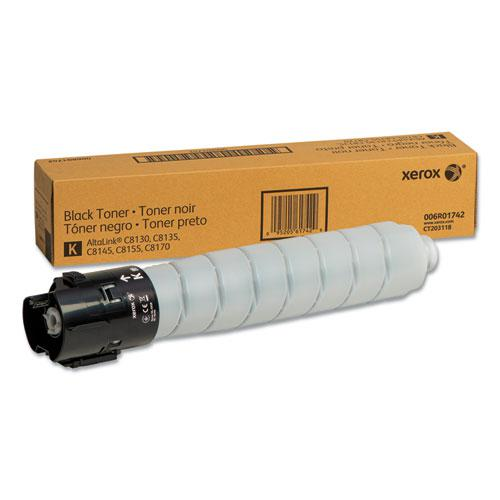 006R01746 Toner, 36,000 Page-Yield, Black. Picture 1