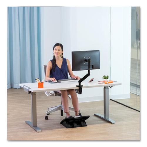 Levado Laminate Table Top (Top Only), 60w x 30d, Gray. Picture 4