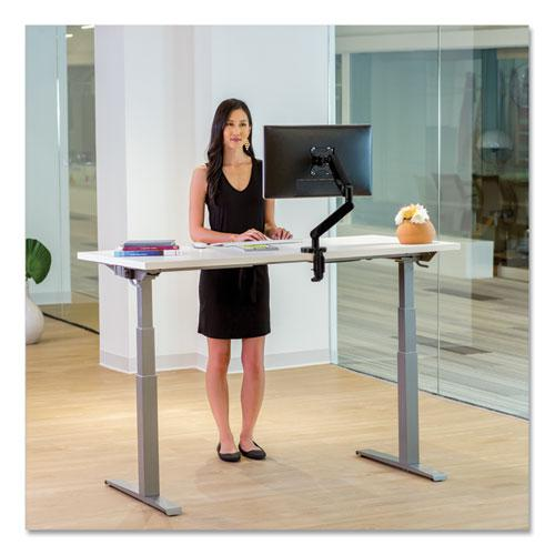 Levado Laminate Table Top (Top Only), 60w x 30d, White. Picture 4