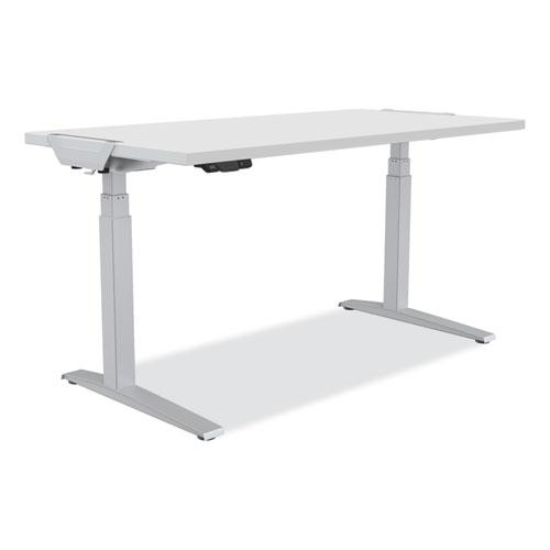 Levado Laminate Table Top (Top Only), 60w x 30d, White. Picture 5