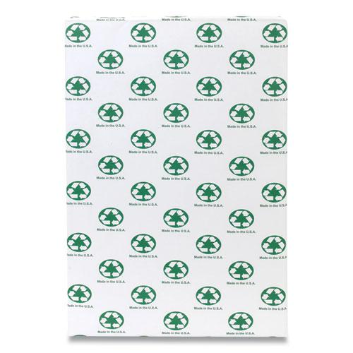 Recycled Multipurpose Paper, 92 Bright, 20 lb, 11 x 17, White, 500/Ream. Picture 1