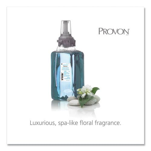Foaming Antimicrobial Handwash with PCMX, Floral, 1,250 mL Refill, For ADX-12, 3/Carton. Picture 3