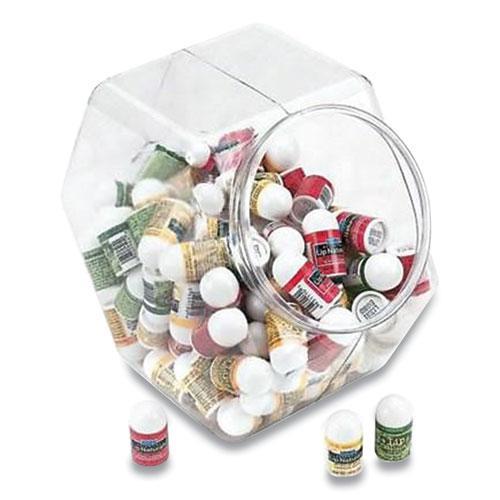 Assorted Flavors Lip Balm, Cherry; Citrus; Mint, 0.1 oz, 100/Box. Picture 1