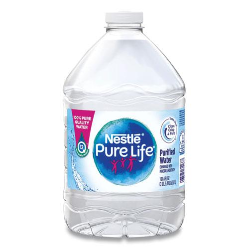 Pure Life Purified Water, 101.4 oz Bottle, 6/Pack. Picture 1
