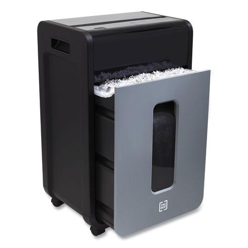TR-BMC163A Micro-Cut Commercial Shredder, 16 Manual Sheet Capacity. Picture 3
