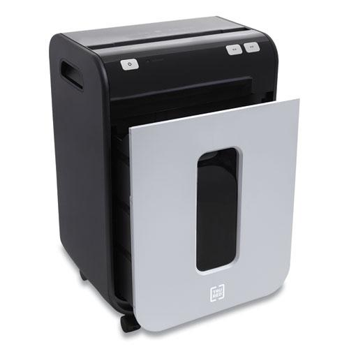 TR-NMC122A Micro-Cut Personal Shredder, 12 Manual Sheet Capacity. Picture 3