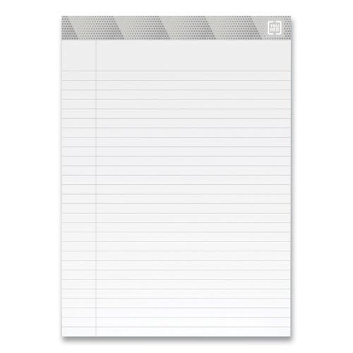 Notepads, Wide/Legal Rule, White Sheets, 8.5 x 11.75, 50 Sheets, 12/Pack. Picture 2