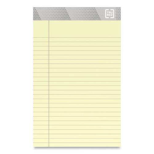 Notepads, Narrow Rule, Canary Sheets, 5 x 8, 50 Sheets, 12/Pack. Picture 2
