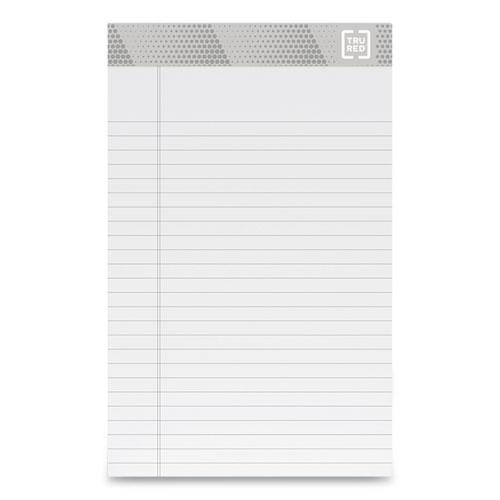 Notepads, Narrow Rule, White Sheets, 5 x 8, 50 Sheets, 12/Pack. Picture 2